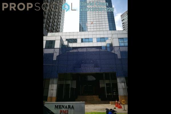 Office For Rent in Menara PMI, Bukit Ceylon Freehold Unfurnished 0R/0B 4.5k
