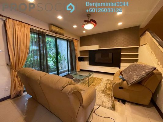 Terrace For Sale in Nadia, Desa ParkCity Freehold Fully Furnished 4R/4B 2.45m