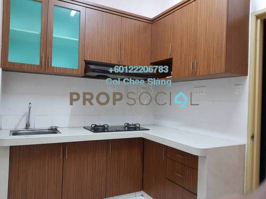 Apartment For Rent in Andari Townvilla, Selayang Heights Freehold Semi Furnished 3R/2B 950translationmissing:en.pricing.unit