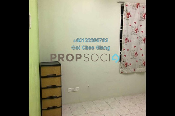 Condominium For Rent in Platinum Hill PV3, Setapak Freehold Semi Furnished 4R/2B 1.5k