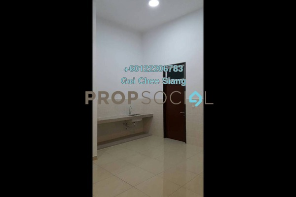 Condominium For Rent in Boulevard Serviced Apartment, Jalan Ipoh Freehold Unfurnished 3R/2B 1.8k