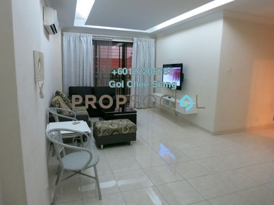 Condominium For Rent in Casa Tropicana, Tropicana Freehold Fully Furnished 3R/2B 2k