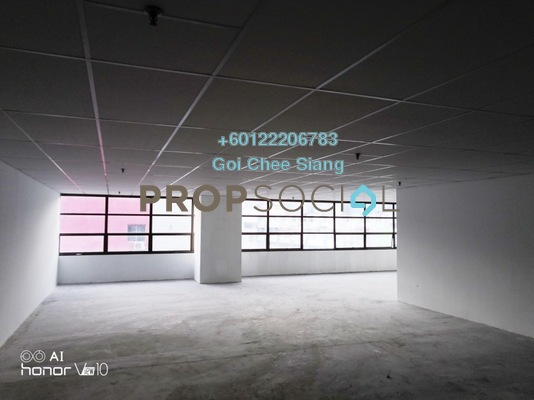 Office For Rent in Faber Tower, Taman Desa Freehold Unfurnished 0R/2B 5.25k