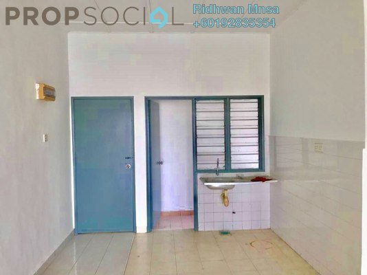 Apartment For Rent in Subang Bestari, Subang Freehold Unfurnished 3R/2B 1.3k