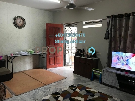 Terrace For Sale in Taman Sri Bahagia, Cheras South Freehold Unfurnished 4R/3B 530k