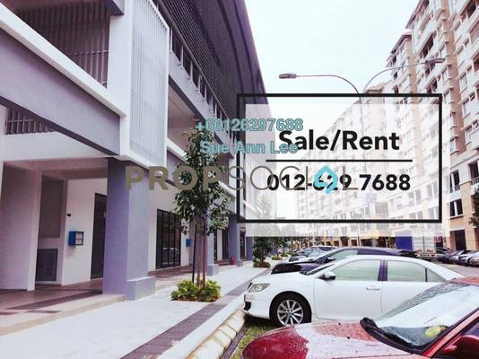Serviced Residence For Rent in Fortune Perdana Lakeside, Kepong Freehold Semi Furnished 3R/3B 1.5k