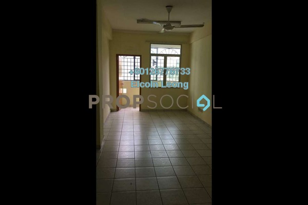 Apartment For Sale in Cheras Utama Apartment, Cheras South Freehold Unfurnished 3R/2B 250k