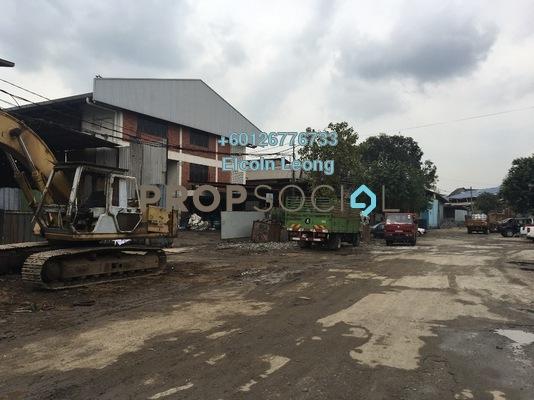 Factory For Sale in Jalan Sungai Besi, Kuala Lumpur Leasehold Unfurnished 4R/4B 4m