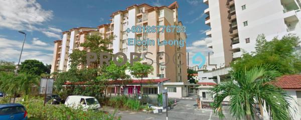 Apartment For Sale in Sering Casuarina, Batu 9 Cheras Freehold Unfurnished 3R/2B 290k