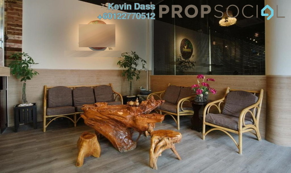 Shop For Sale in Petaling Street, Pudu Freehold Fully Furnished 0R/0B 5.5m
