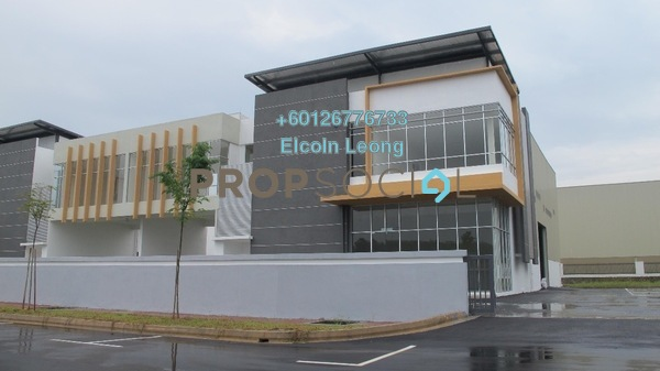 Factory For Sale in Semtec Park , Semenyih Freehold Unfurnished 3R/3B 3.8m