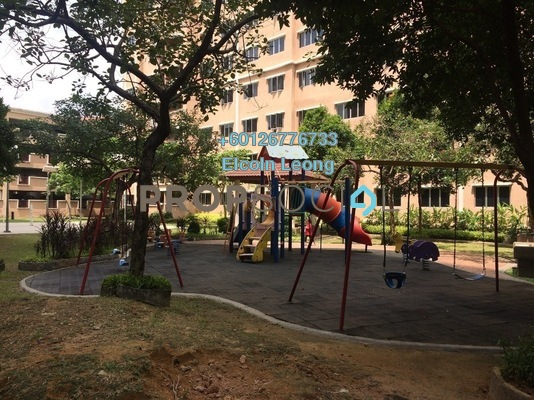 Condominium For Rent in Cengal Condominium, Bandar Sri Permaisuri Freehold Semi Furnished 3R/2B 1.4k
