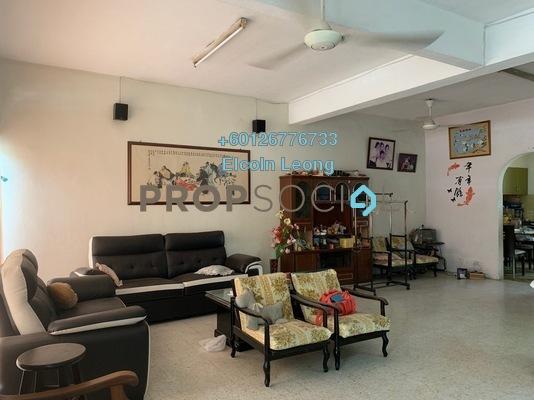 Terrace For Sale in Taman Len Sen, Cheras Freehold Unfurnished 4R/3B 610k