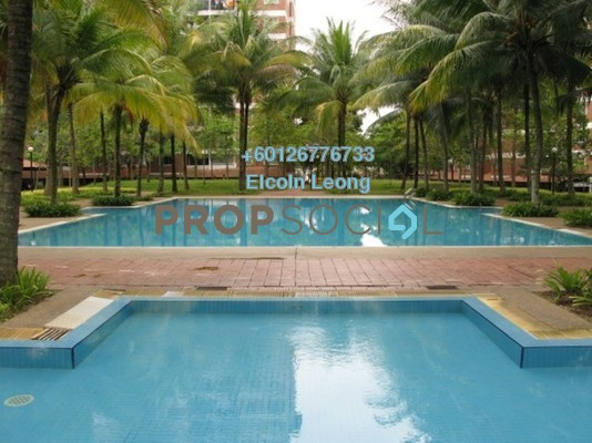 Condominium For Sale in Forest Green, Bandar Sungai Long Freehold Semi Furnished 3R/2B 360k