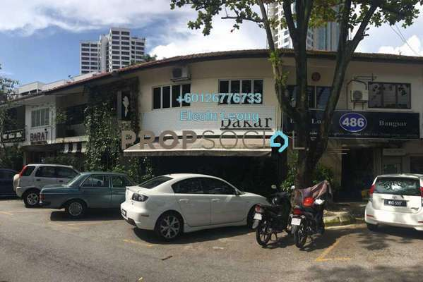 Shop For Sale in Jalan Bangsar, Kuala Lumpur Freehold Semi Furnished 4R/4B 3.1m