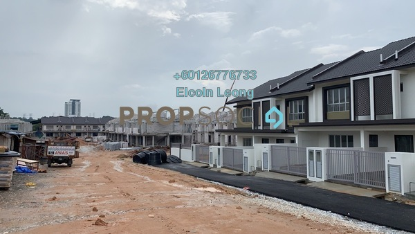 Terrace For Sale in BRP 7, Bukit Rahman Putra Freehold Unfurnished 4R/4B 743k