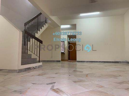 Terrace For Rent in Section 3, Bandar Mahkota Cheras Freehold Unfurnished 4R/3B 1k