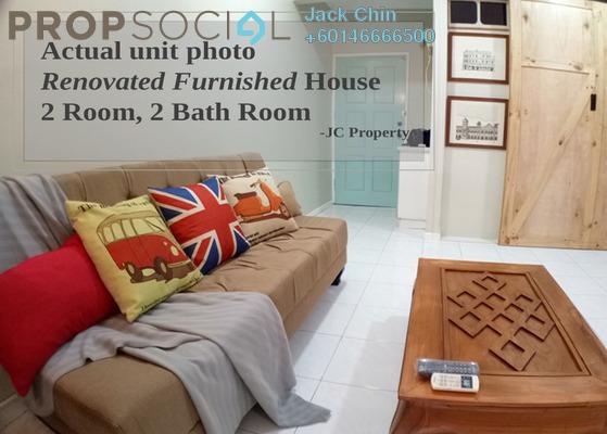 Condominium For Rent in Bukit OUG Condominium, Bukit Jalil Freehold Fully Furnished 2R/2B 1.28k