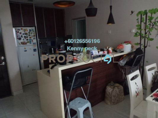 Condominium For Rent in Symphony Heights, Selayang Freehold Semi Furnished 3R/2B 1.3k