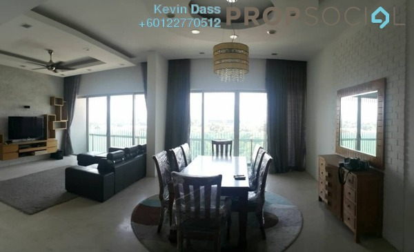Condominium For Sale in Dua Residency, KLCC Freehold Fully Furnished 4R/4B 1.99m