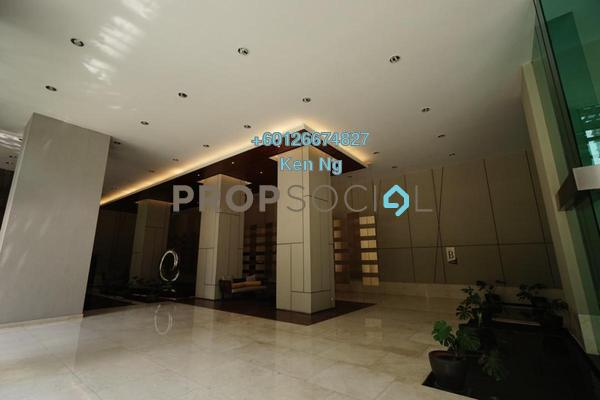 Condominium For Sale in Residensi 22, Mont Kiara Freehold Fully Furnished 3R/3B 1.7m