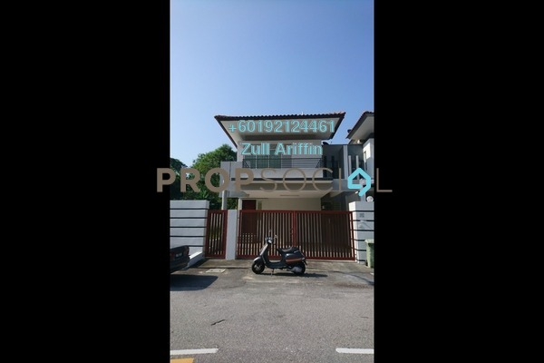 Semi-Detached For Rent in Mutiara Gombak, Gombak Freehold Unfurnished 5R/4B 2.8k