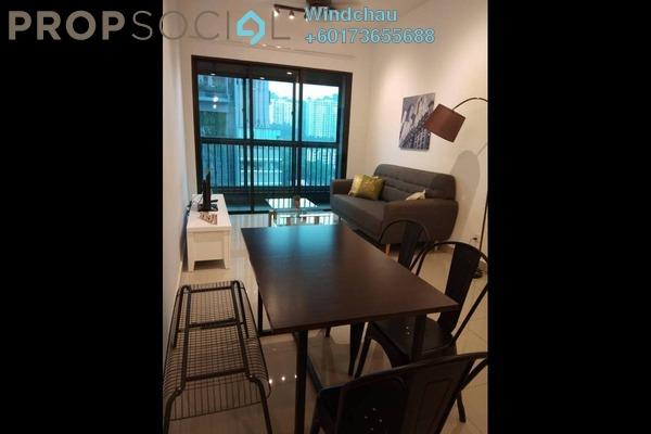 Condominium For Sale in CitiZen, Old Klang Road Freehold Fully Furnished 2R/2B 570k