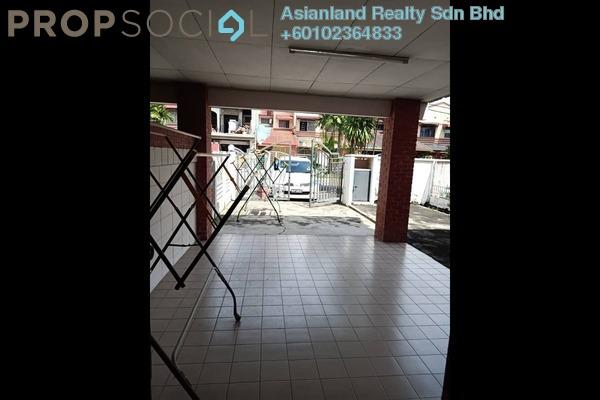 Terrace For Rent in PJS 9, Bandar Sunway Freehold Unfurnished 4R/3B 2.5k