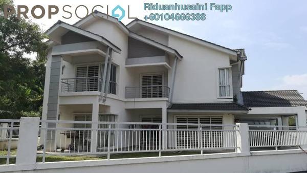 Terrace For Sale in TTDI Grove, Kajang Freehold Unfurnished 5R/5B 970k