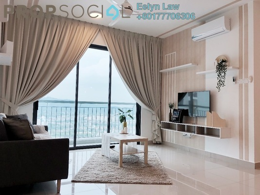 Condominium For Rent in Parkhill Residence, Bukit Jalil Freehold Fully Furnished 3R/2B 2.8k