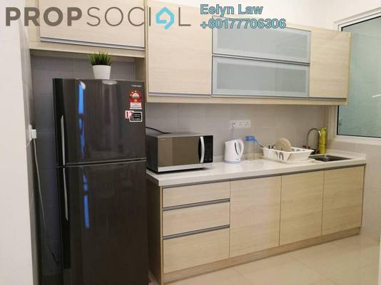 Condominium For Rent in Parkhill Residence, Bukit Jalil Freehold Semi Furnished 3R/2B 1.9k