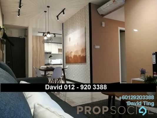 Condominium For Rent in CloudTree, Bandar Damai Perdana Freehold Fully Furnished 3R/2B 1.6k