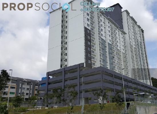 Apartment For Rent in Saujana Permai Apartment, Kajang Freehold Semi Furnished 3R/2B 800translationmissing:en.pricing.unit