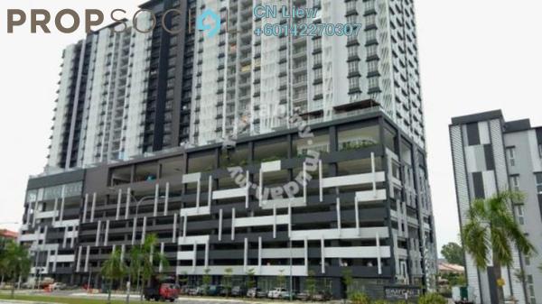 Condominium For Rent in Symphony Residence, Kajang Leasehold Semi Furnished 3R/2B 1.1k