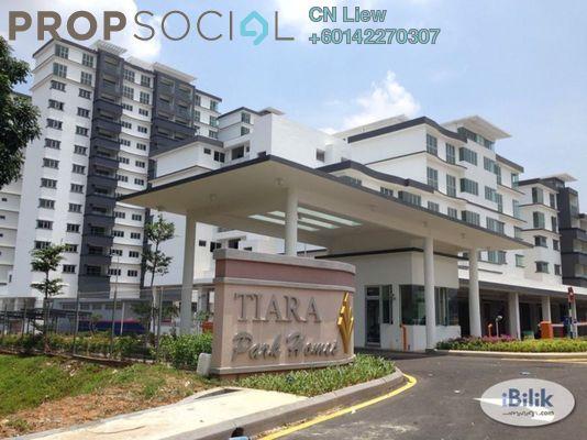 Condominium For Rent in Tiara ParkHomes, Kajang Freehold Semi Furnished 5R/3B 1.2k