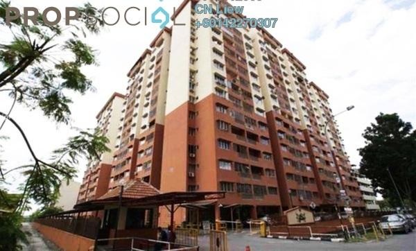 Apartment For Rent in Sri Raya Apartment, Kajang Freehold Semi Furnished 3R/2B 800translationmissing:en.pricing.unit