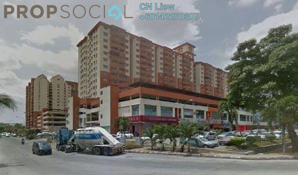 Apartment For Rent in Plaza Indah, Kajang Freehold Semi Furnished 3R/2B 888translationmissing:en.pricing.unit