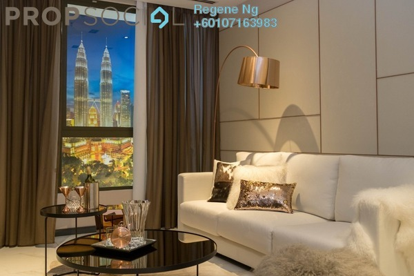 Serviced Residence For Sale in 8 Kia Peng, KLCC Freehold Fully Furnished 2R/2B 1.44m