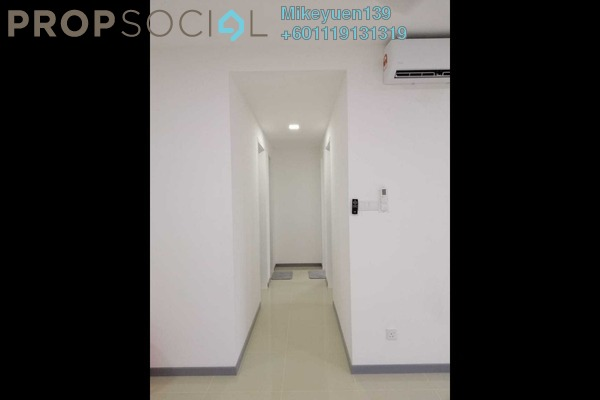 Condominium For Rent in United Point Residence, Segambut Freehold Semi Furnished 3R/2B 1.5k