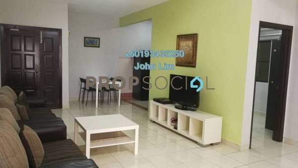 Condominium For Rent in Pelangi Utama, Bandar Utama Freehold Fully Furnished 3R/2B 2k