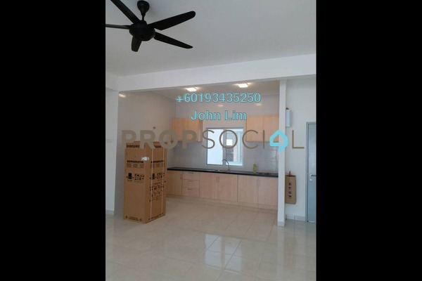 Apartment For Rent in Puncak Saujana Apartment, Kajang Freehold Semi Furnished 3R/2B 900translationmissing:en.pricing.unit