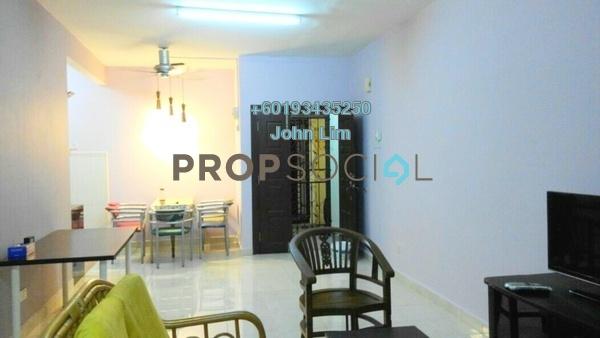 Condominium For Rent in Pelangi Utama, Bandar Utama Freehold Fully Furnished 3R/2B 1.8k