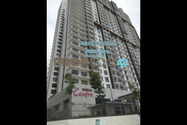 Condominium For Rent in Glomac Centro, Bandar Utama Freehold Semi Furnished 3R/3B 2k