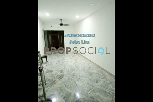 Terrace For Rent in SD4, Bandar Sri Damansara Freehold Unfurnished 3R/2B 1.5k