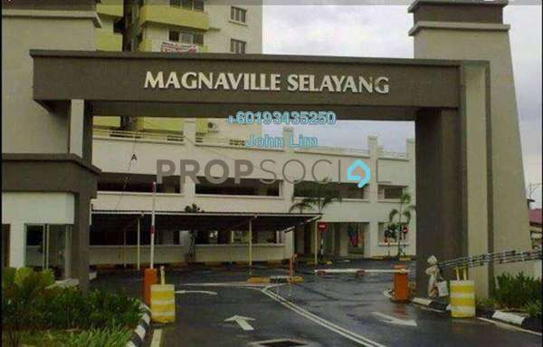 Condominium For Rent in Magna Ville, Selayang Freehold Fully Furnished 3R/2B 1.3k