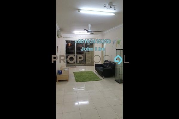 Condominium For Rent in Platinum Hill PV6, Setapak Freehold Semi Furnished 4R/2B 1.8k