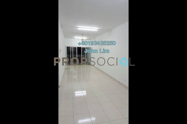 Condominium For Rent in Symphony Heights, Selayang Freehold Unfurnished 3R/2B 1.2k