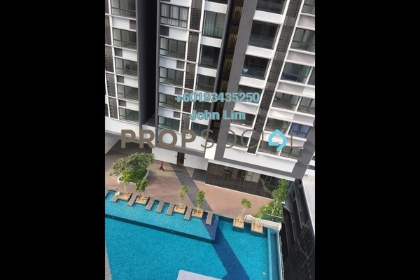 Serviced Residence For Rent in D'Sara Sentral, Sungai Buloh Freehold Fully Furnished 2R/1B 1.9k