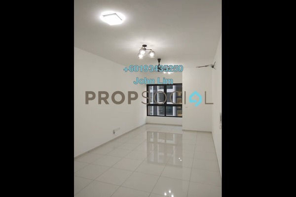 Serviced Residence For Rent in D'Sara Sentral, Sungai Buloh Freehold Semi Furnished 2R/1B 1.3k