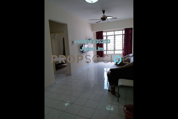Apartment For Rent in Suria KiPark Damansara, Kepong Freehold Fully Furnished 3R/2B 1.2k